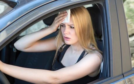 Consejos para conducir en plena ola de calor